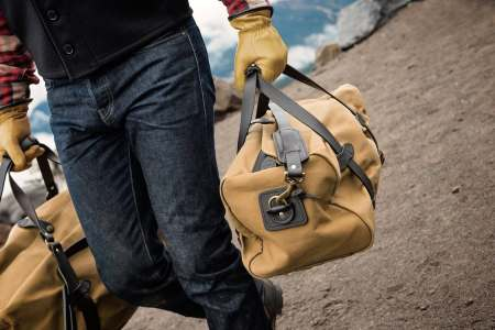 These Filson Duffles Are Better Than Perfect, They're $70 Off