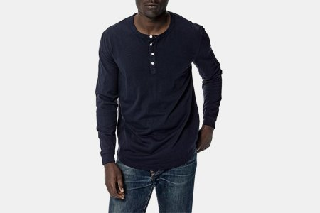 We Asked 5 Menswear Founders Why Their Henley Is the Best Henley