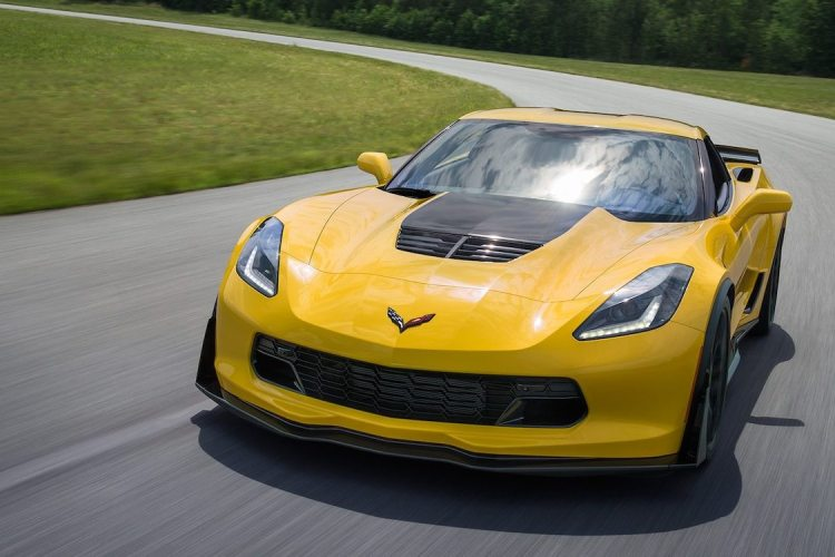 There are deals on wheels for the new Corvette. (Corvette)