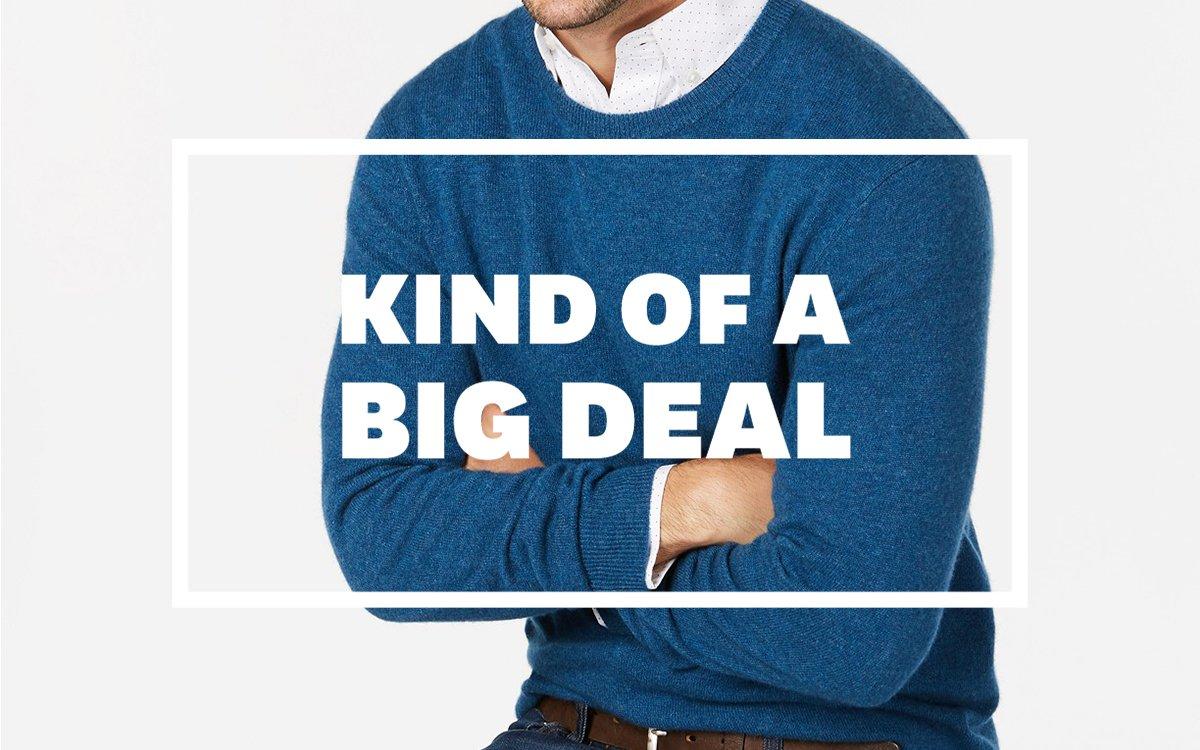 Kind of a Big Deal: November 16th