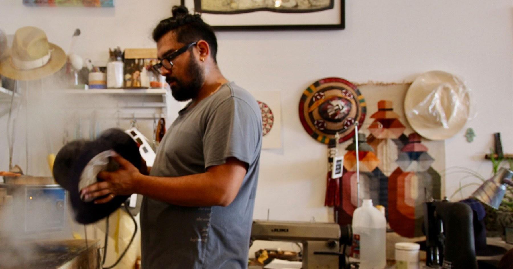 LA's Hatmaker Nonpareil Just Launched His Own Brand