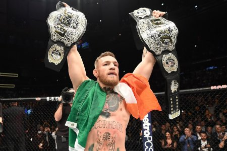 I Trained Like Conor McGregor for a Month, and You Can Too