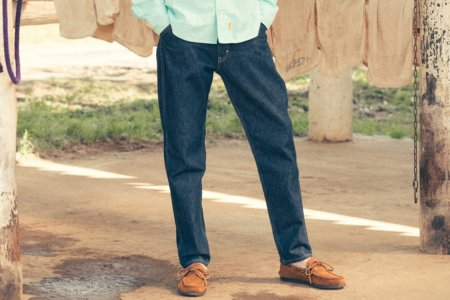 Levi's Latest Collection Is an Ode to Vintage American Workwear