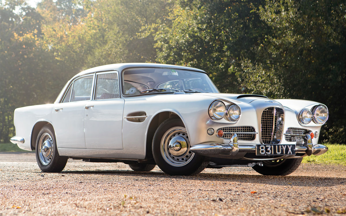 For Sale: Pre-Bond Aston Martin Lagonda Rapide, One of Just 55