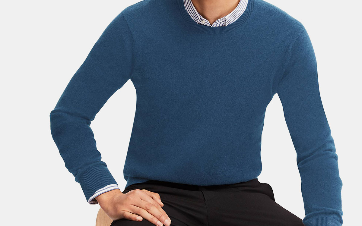 Quality Cashmere Sweaters for $60, Right This Way
