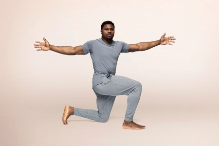 Nike Just Announced Their First Men's Yoga Collection and It Looks Criminally Comfy