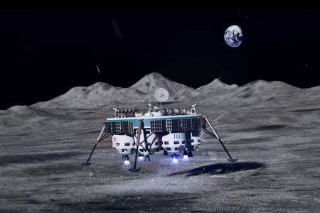 A NASA-Approved Private Company Has Big Commercial Plans for the Moon