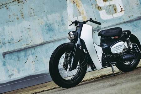 The Prettiest Damn Honda Super Cub You've Ever Laid Eyes On