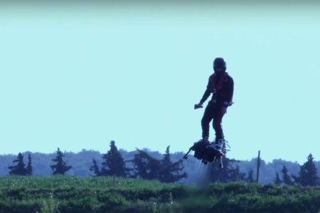"""Finally, a Company That Actually Understands What """"Hoverboard"""" Means"""