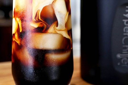 Cold in 60 Seconds: Behold, the Instant Iced Coffeemajigger