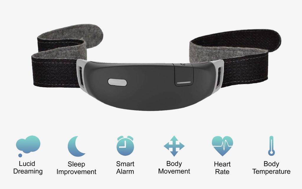 iBand Wearable Makes Every Dream Lucid, is on Kickstarter - InsideHook