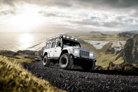 Land Rovers and the Icelandic Backcountry: Name a More Iconic Duo