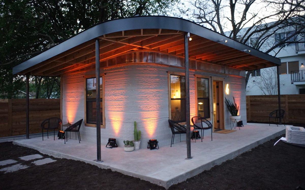 Silicon Valley Is Now 3-D Printing Homes at $4K a Pop