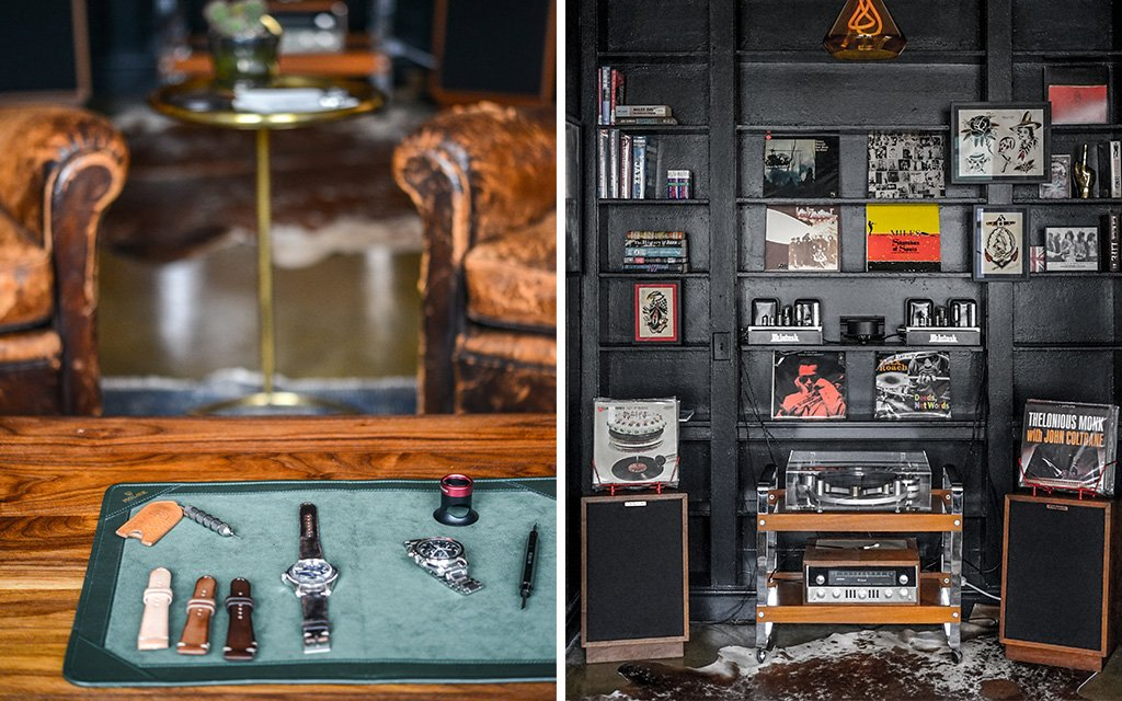 Vintage Watch Dealer Craft & Tailored's New Location