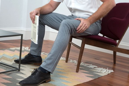 7 Pants to Help You Embrace Your Inner Fat Man This Thanksgiving