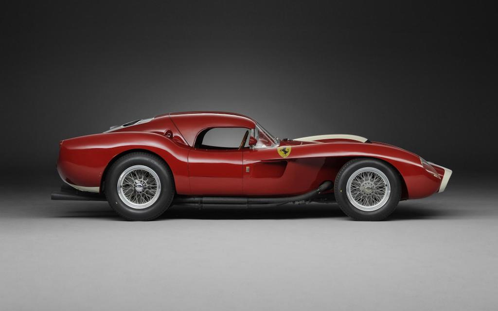 1961 Ferrari 250 Gte Testa Rossa Abomination Or Miracle