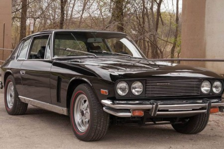 One of the Last Mad Max-ian Jensen Interceptors Is Up for Sale
