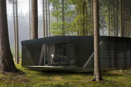 Can a House Be Both Off-Grid and Have Wifi? It Appears So.