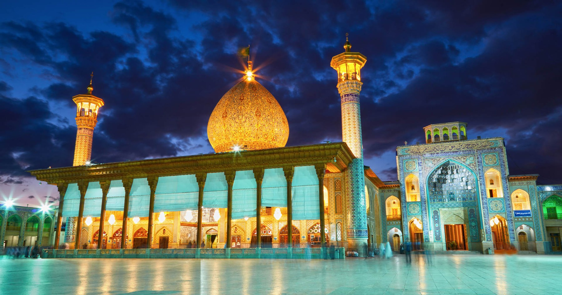 With Sanctions Lifted, Tourists Are Flocking to … Iran?