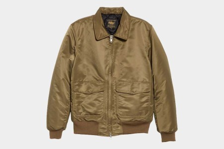 How to Save Hundreds on an Iconic Golden Bear Jacket