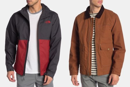 Take Up to 75% Off Jackets From the North Face, Pendleton and More