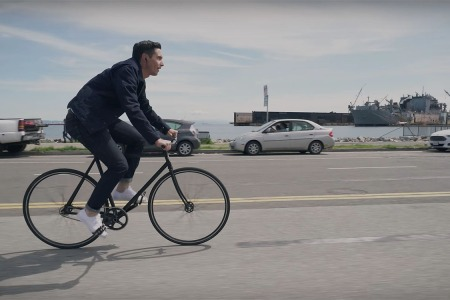 The Future of Wearable Tech Is in This Stylish Commuter Jacket