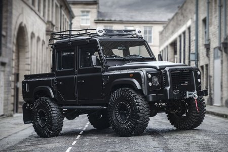 They Call This Land Rover 'Bigfoot.' It's Real, It's Mean and We've Got Photos.