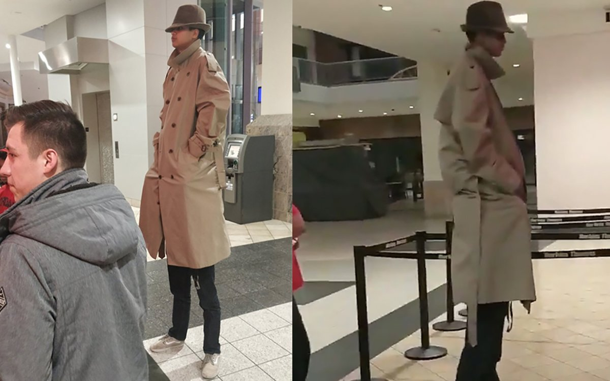 Watching Two Kids in a Trench Coat Try to Sneak Into a Movie Is the Happiest I've Been in Months