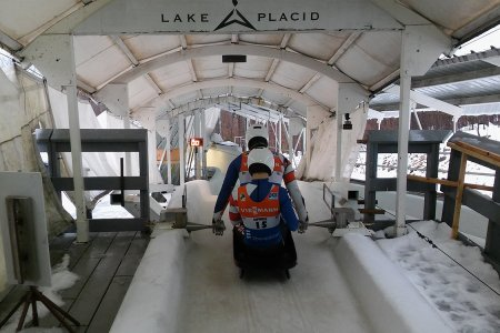 I Took a Weekend of Luge Lessons and Lived to Tell the Story