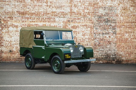 25 Lucky SOBs Are Getting Fully Restored Land Rover 1s