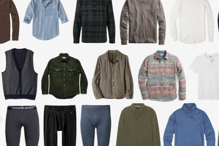 Fall Layering Essentials