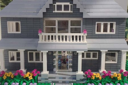 Need a Scale Model of Your Home … Made of LEGOs?
