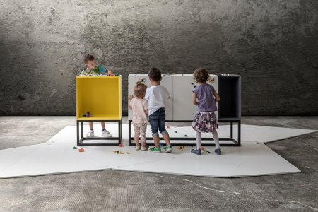 Here's Some Lego-Friendly Furniture for Building, Destroying, Building Dreams