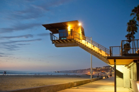 These Lifeguard Towers Are Works of Art