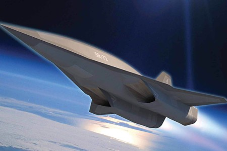 New Warplane Can Break the Sound Barrier … Six Times Over