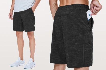 I Swear by Lululemon's Athletic Shorts, Now Up to 50% Off