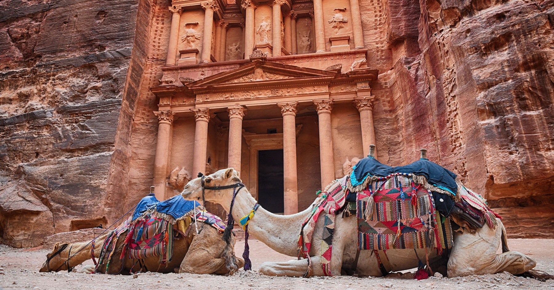 Win A Trip To The Ancient City Of Petra