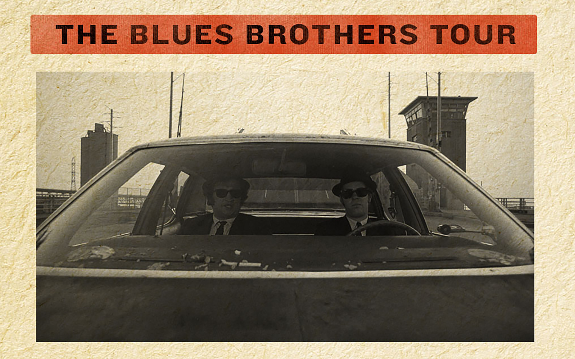 The Blues Brothers Tour