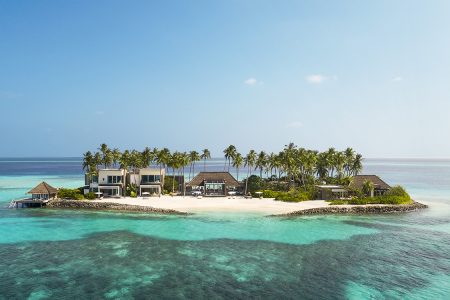Exclusive Maldives Resort Now Offers Even Exclusive-r Private Island