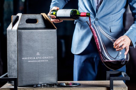 Maple & Ash's Wine Club Delivers the World's Finest Bottles to Your Door