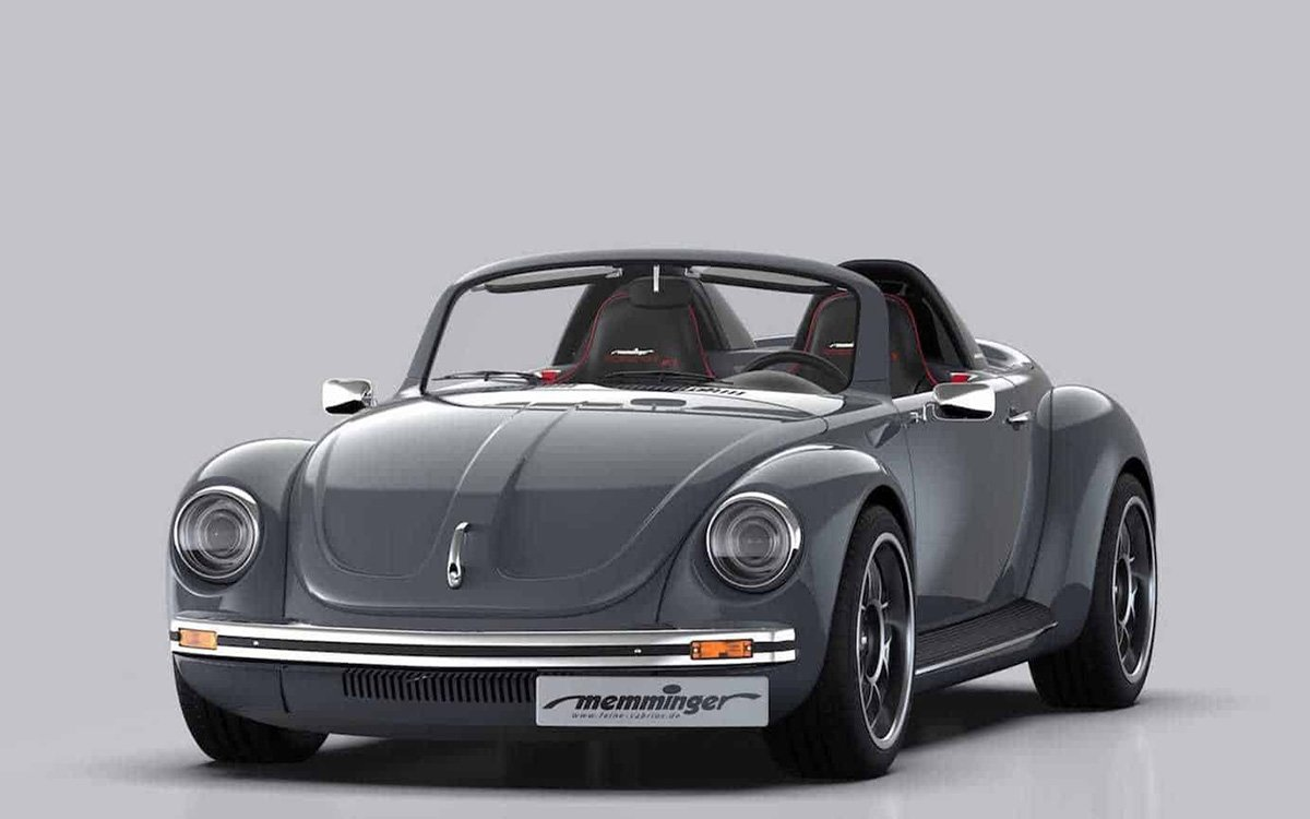 Someone's Turning Old Beetles Into Sportscars, as Was Intended