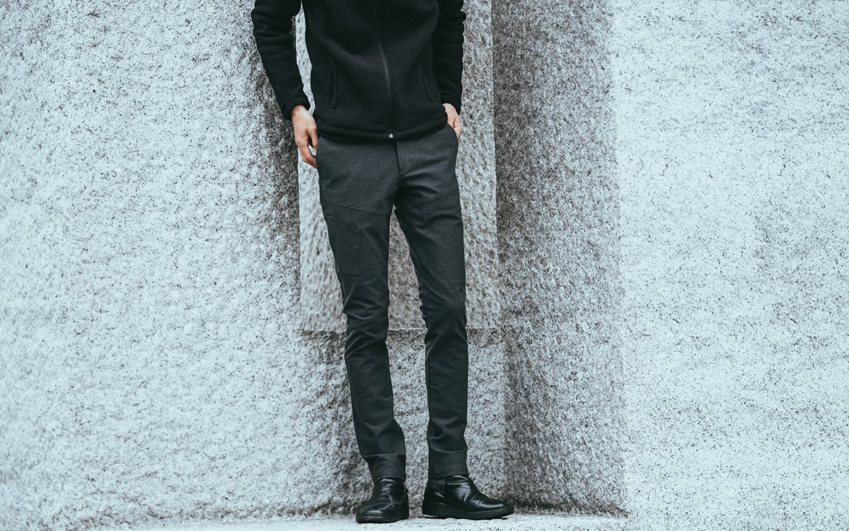 Mission Workshop's New Commuter Pant Can Take a Beating