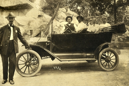 The Myth of the Model T