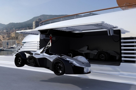 The BAC Marine Edition Mono