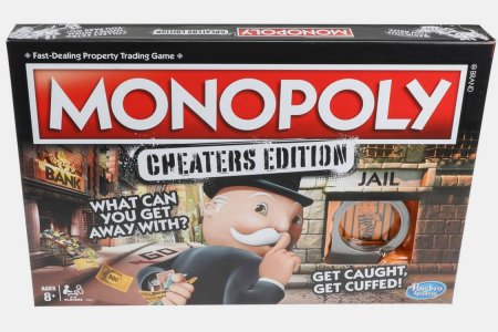 Monopoly Is Releasing a New Board That Encourages Cheating