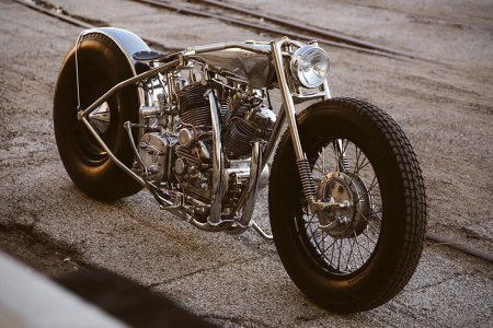 The Michelangelo of Motorcycles Just Released His David, 2.0