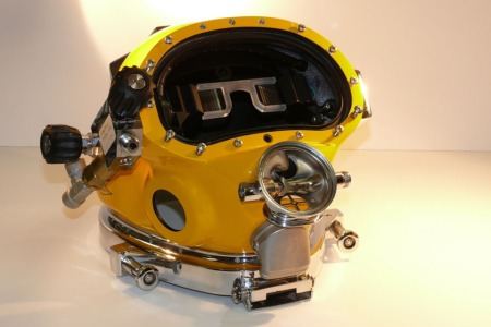 US Navy Enlists Tony Stark to Help Design New Diving Helmets