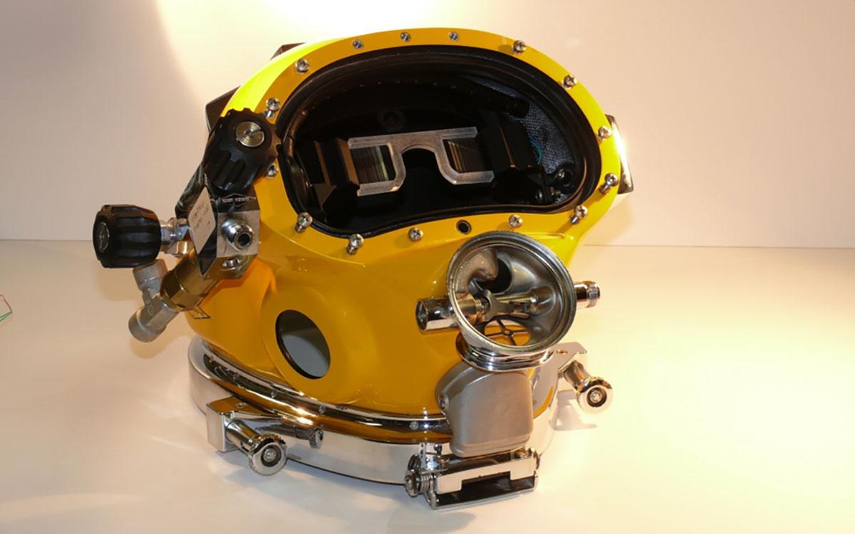 US Navy Enlists Tony Stark to Help Design New Diving Helmets