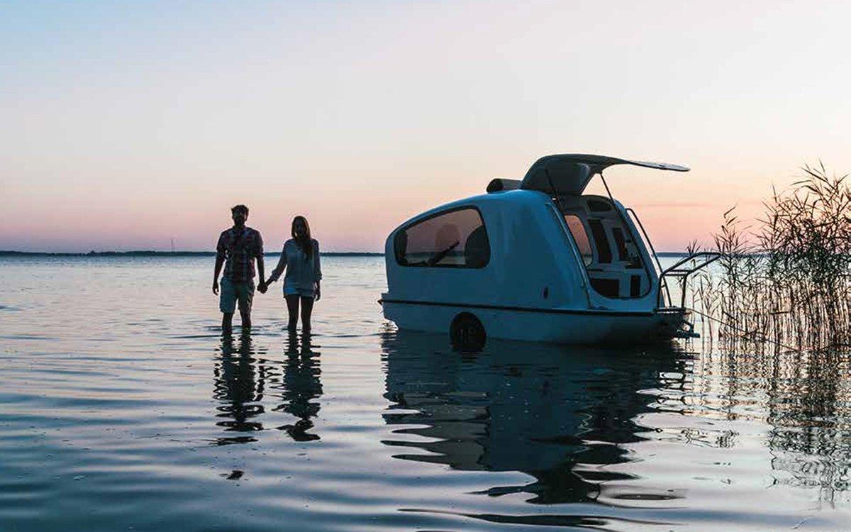 09bc4732c8 SeaLander Mutant Camper-Boat Is Our Favorite Amphibian - InsideHook