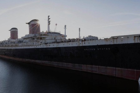Historic Ship to Become Cruise Liner, the Butt of Titanic Jokes